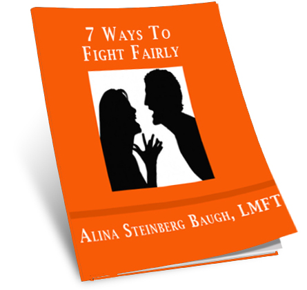 7 Ways to Fight Fairly by Alina Baugh, LMFT
